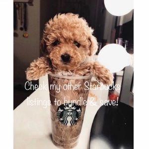 Starbucks Other - 💕NEW💕Starbucks Pink White Ombre Venti Tumbler